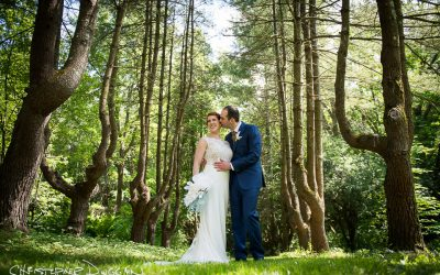 Gracie & Kevin | Wedding Portraits at Seven Hills Inn