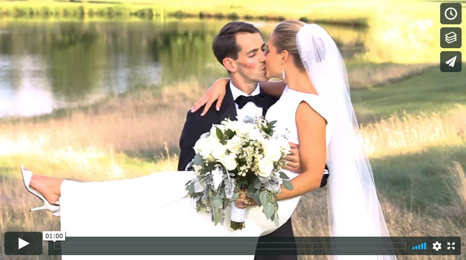 Elisabetta & Kevin | The Ridgewood Country Club Wedding Film Trailer