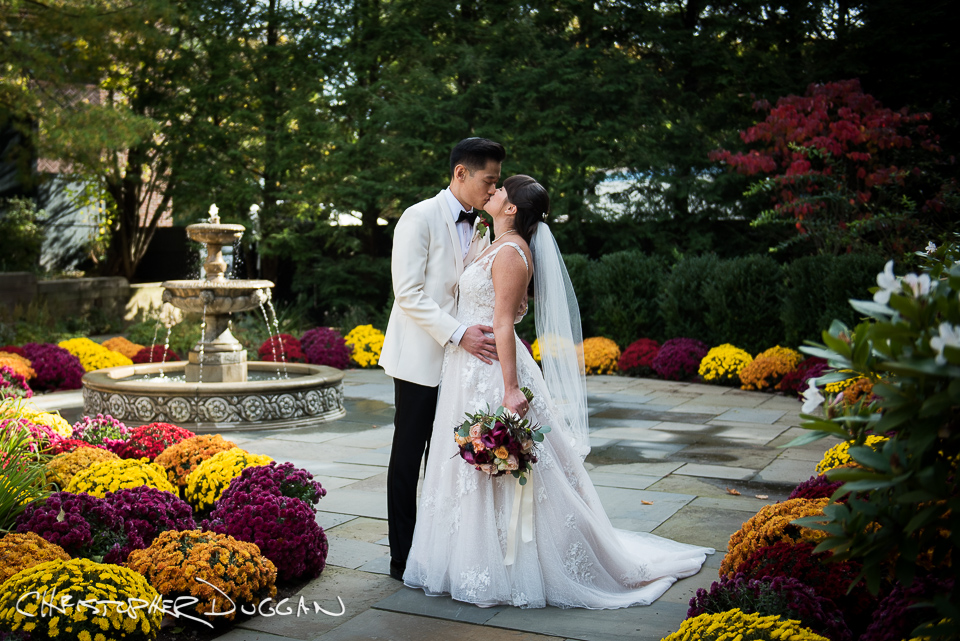 Allison & Alan | Wedding at the Hudson Room at Tappan Hill
