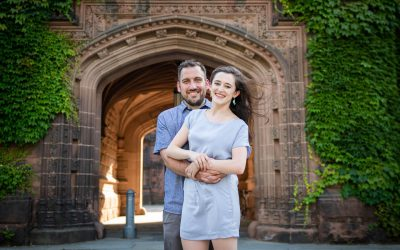 Princeton Engagement Shoot | Alexis & Pat