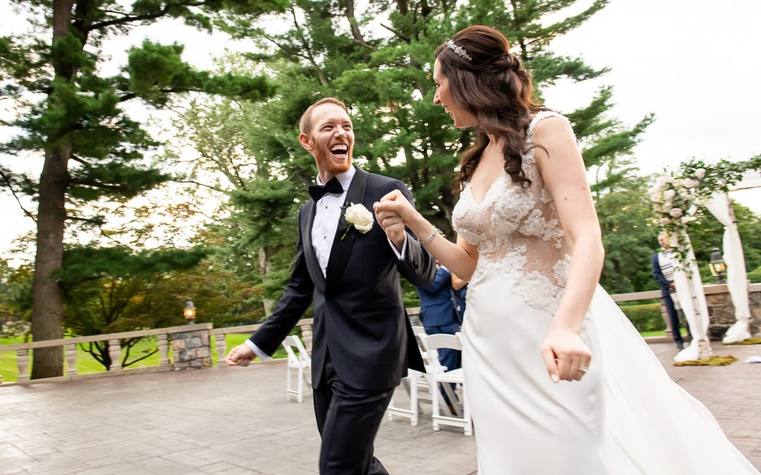 Lauren & Jason's Micro-Wedding in Tarrytown, NY