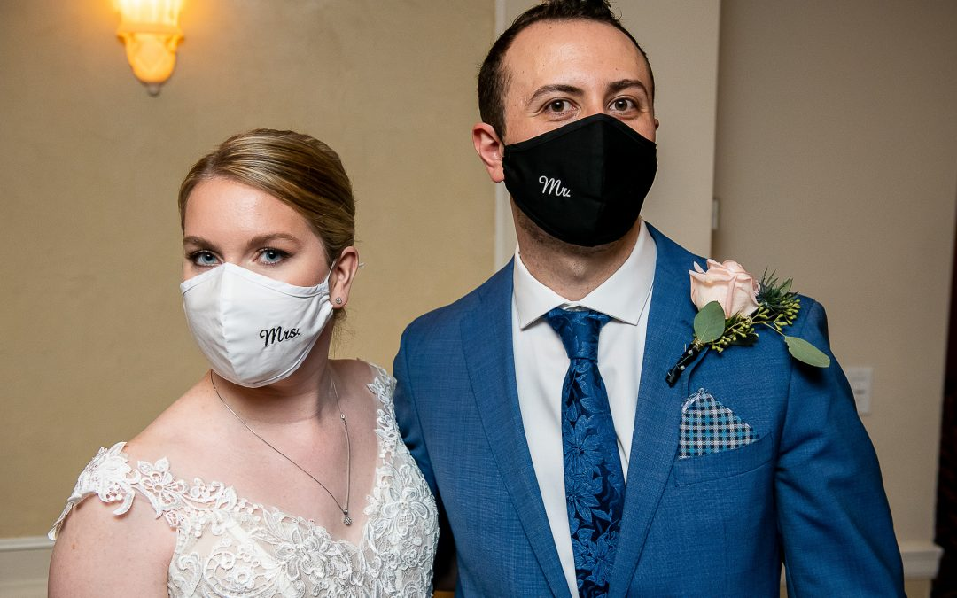 Davenport Wedding Portraits | Brianne & Michael