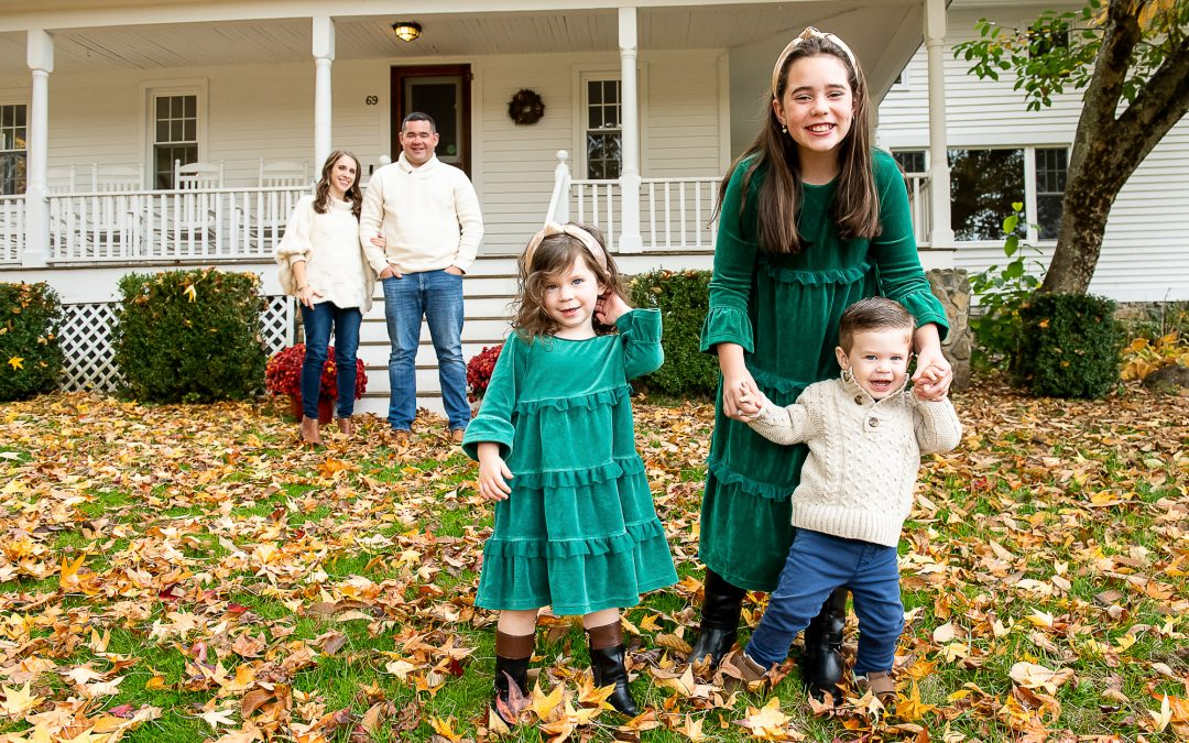 Lunnie Family Photos In Connecticut