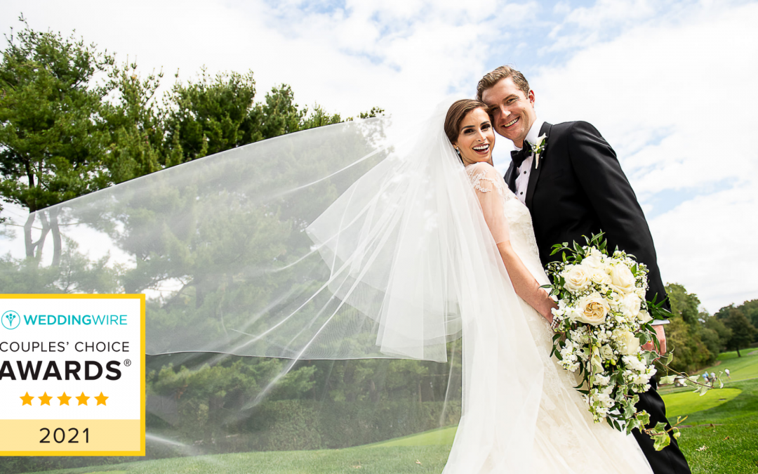 WeddingWire Couples' Choice Award Winner 2021