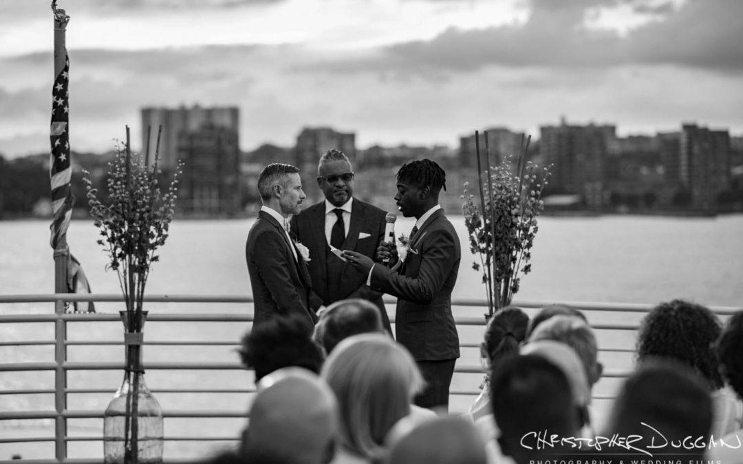 BJ & Jeremy   A Memorable New York Wedding